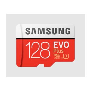 Samsung EVO Plus microSDHC Card 128 GB