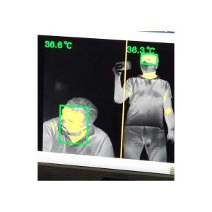AXIS termálne merania telesnej teploty - SK StartUp