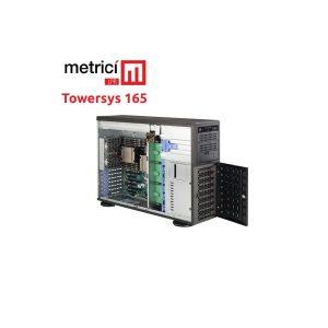 Metrici Towersys 165