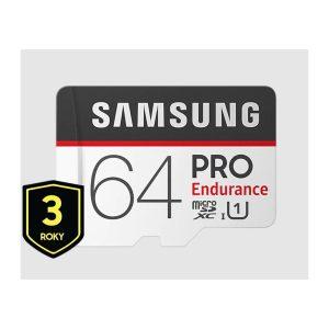 Samsung PRO Endurance microSDXC Card 64 GB