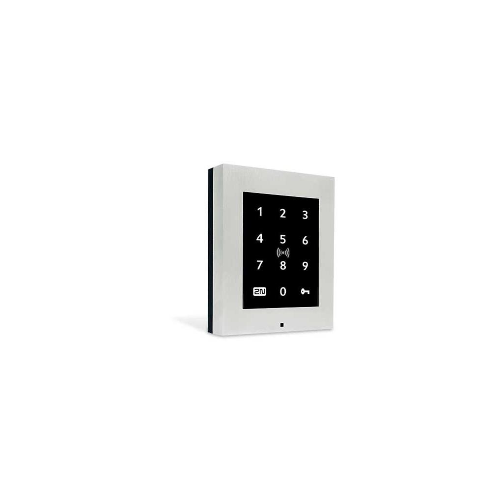 2N Access Unit 2.0 Touch keypad & RFID -125 kHz, 13,56MHz, NFC