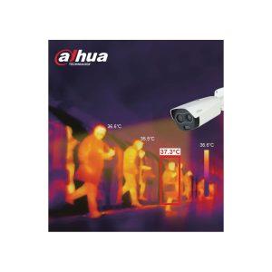 Dahua Termálne riešenie na meranie telesnej teploty (1x kamera TPC-BF5421-T + licencia)