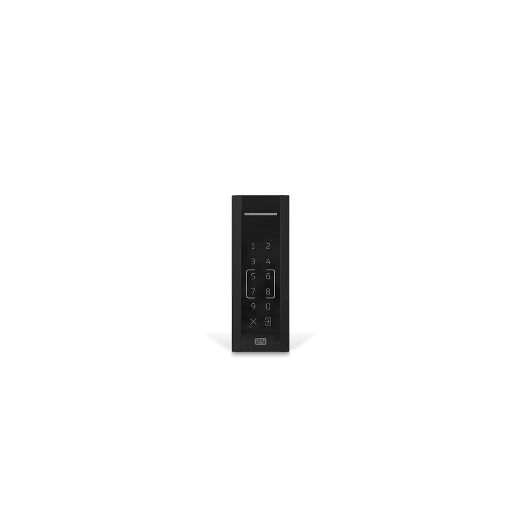 2N® Access Unit M Touch keypad & RFID - 125kHz, secured 13.56MHz, NFC, IP55