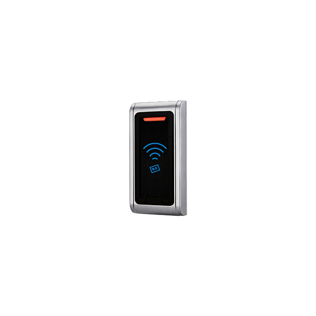 2N Helios IP - Externá čítačka 13.56MHz Mifare RFID kariet, Wiegand