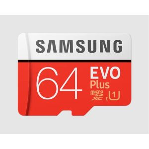 Samsung EVO Plus microSDHC Card 64 GB