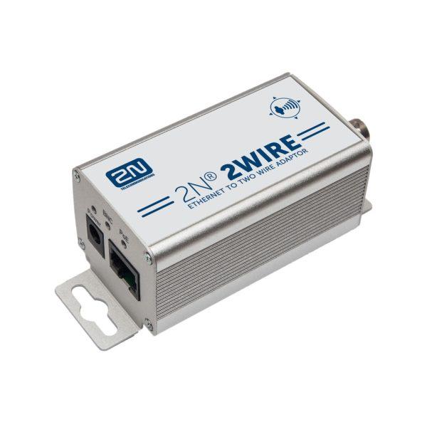 2N 2Wire - sada 2x konvertor a napájací zdroj