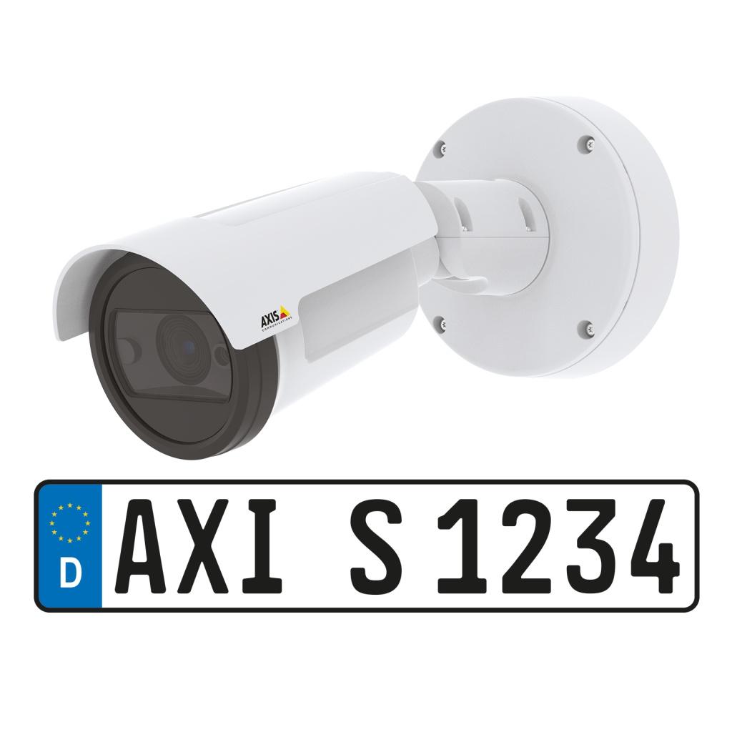 Axis P1455-LE-3 License Plate Verifier Kit