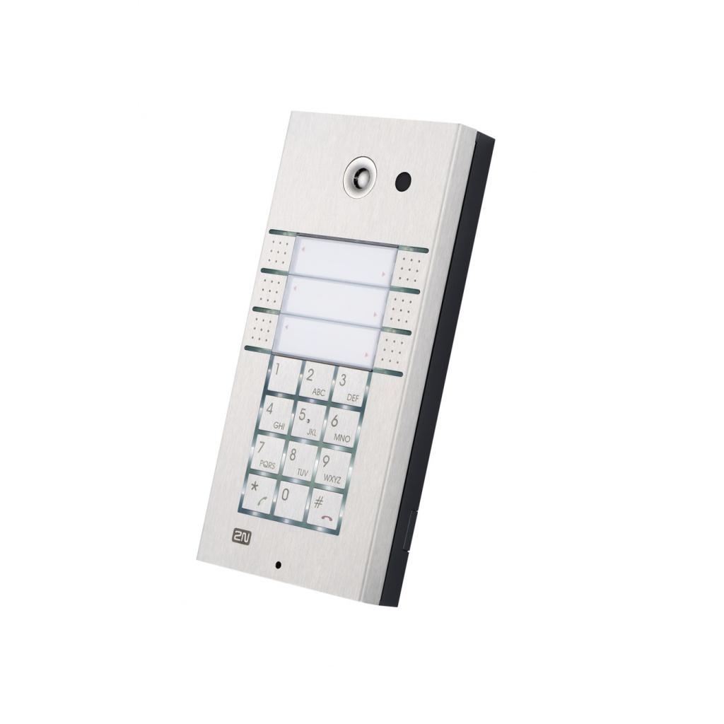 2N Helios_ Základný modul, 3x2 tlačítka + klávesnica
