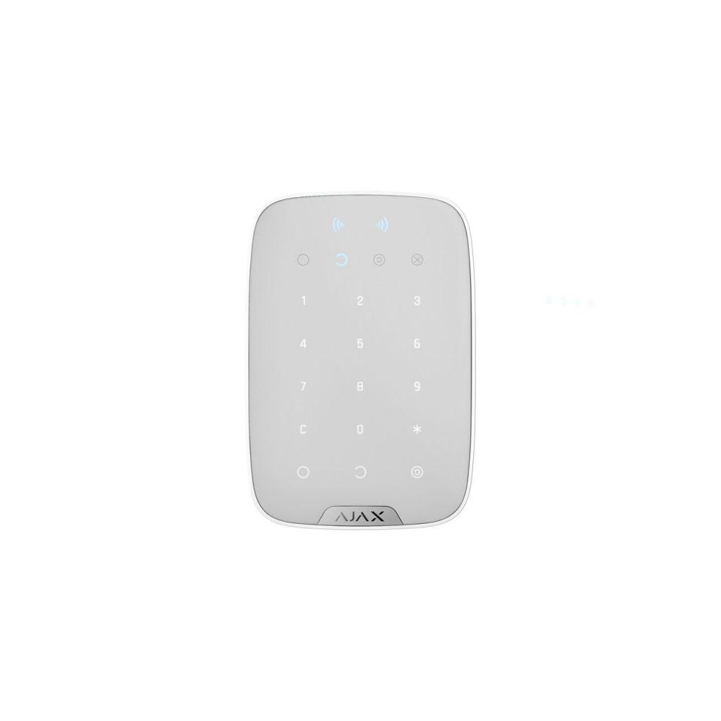 AJAX KeyPad Plus White