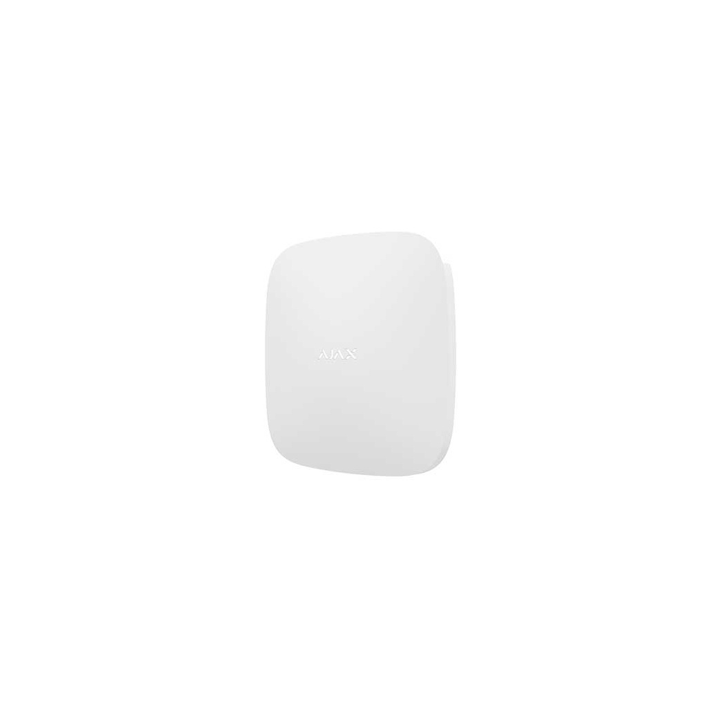 Ajax Hub - Ústredňa bezdrátového GSM/IP alarmu - Biela